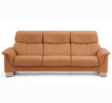 Paradise Stressless 3 Seat Sofa and Sectionals from Ekornes