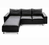 E200 Stressless 3 Seat Sofa and Sectionals from Ekornes